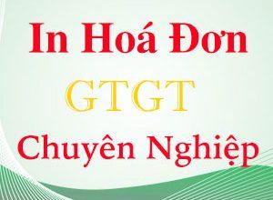 In hoá đơn GTGT